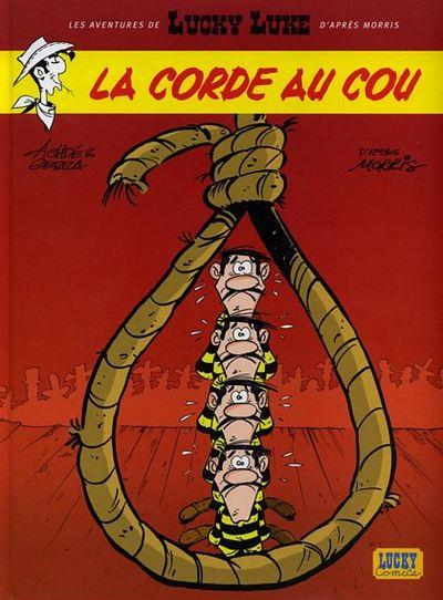 Les aventures de Lucky Luke tome 2