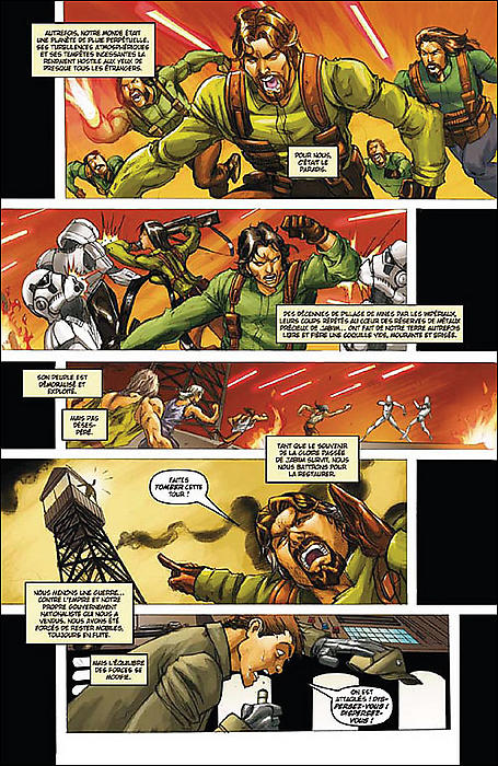 Star Wars Rebellion tome 2_ planche
