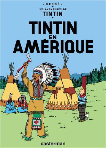Tintin-en-amerique
