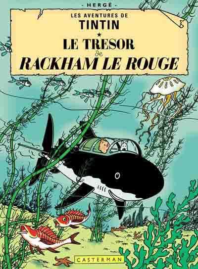Tintin tome 12