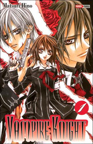 Vampire-Knight-tome-1