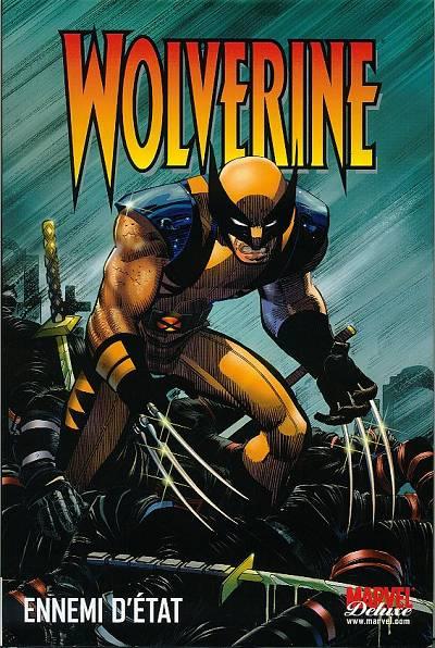 Wolverine Ennemi d'Etat