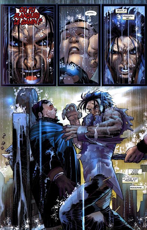 Wolverine Ennemi d'Etat_ planche