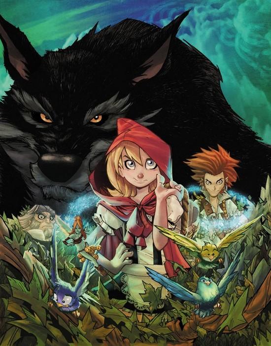 Fairy Quest tome 1