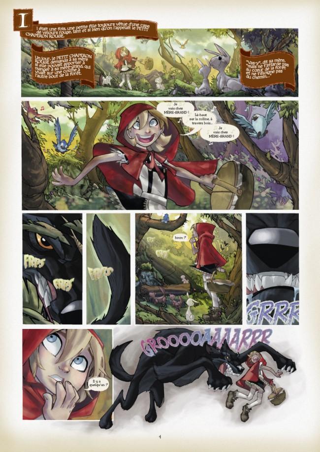 Fairy Quest tome 1_ planche
