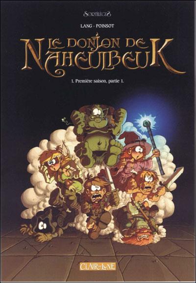 Le-donjon-de-Naheulbeuk-tome-1