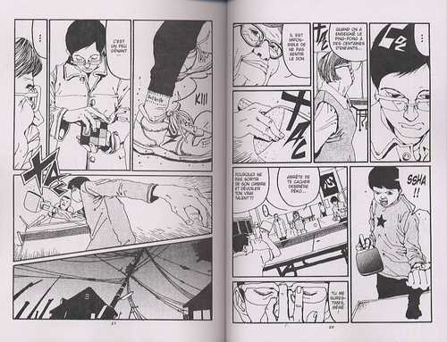 Ping Pong tome 1_ planche