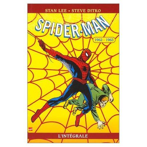 Spider-Man-integrale-1962-1963