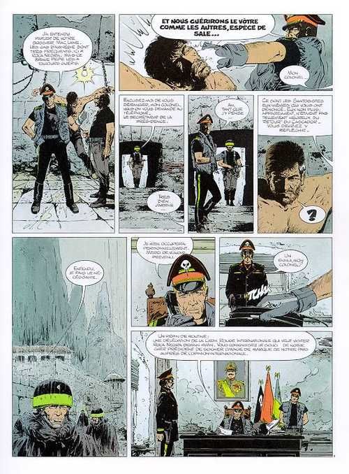 XIII tome 10_ planche