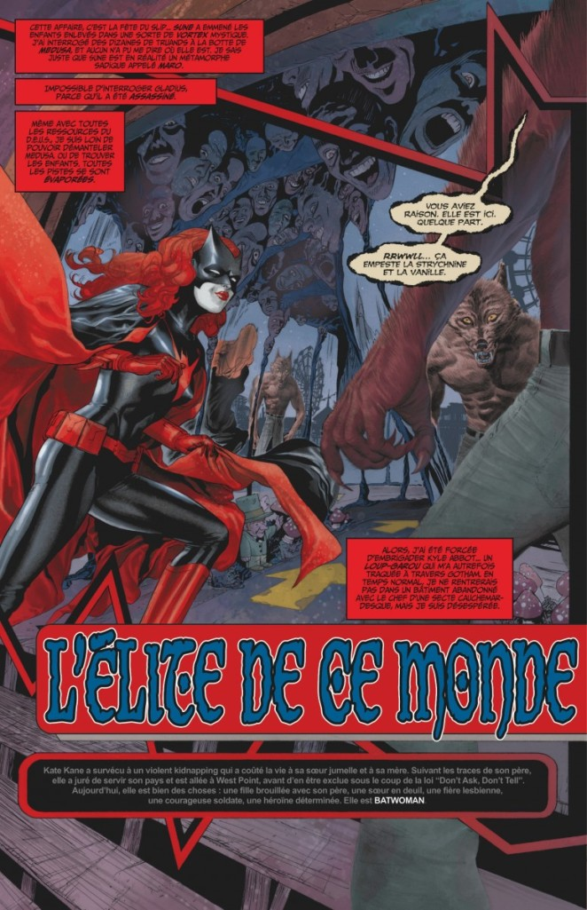 Batwoman tome 3_ planche