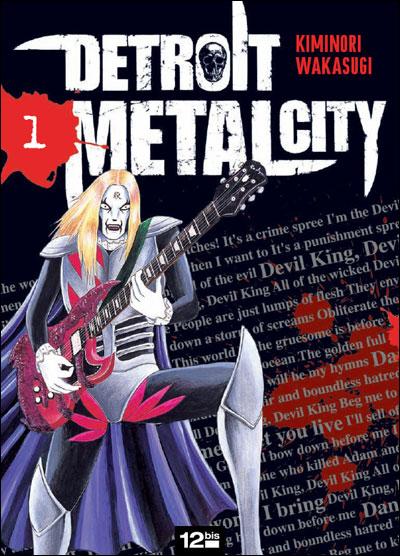 Detroit Metal City tome 1