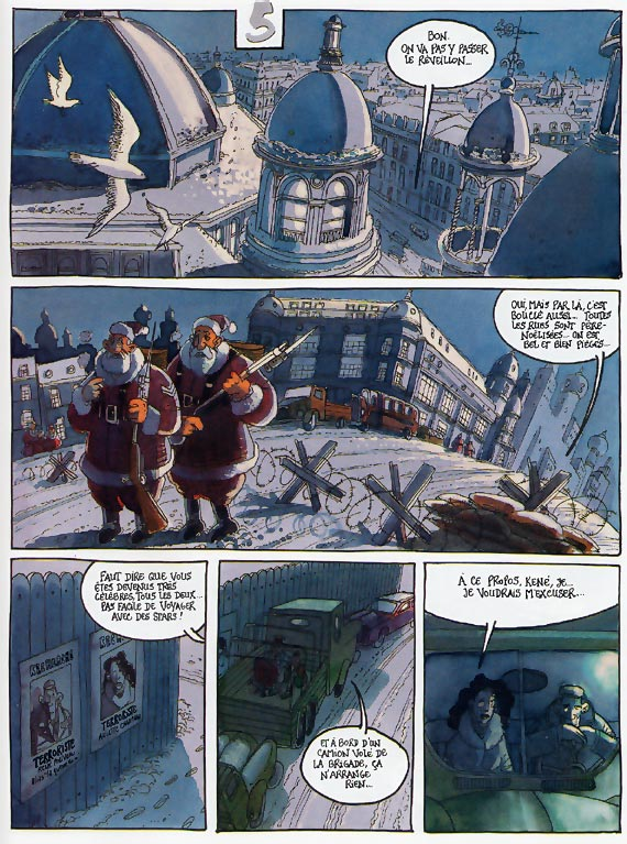 Houppeland tome 2_ planche