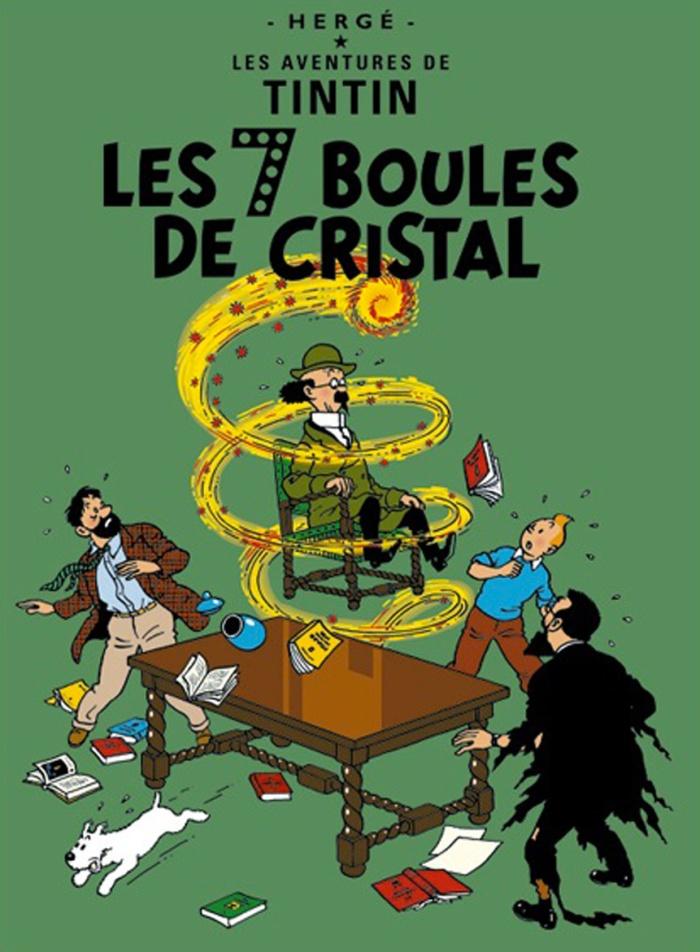Tintin tome 13
