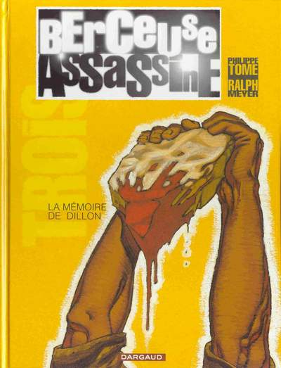Berceuse assassine tome 3