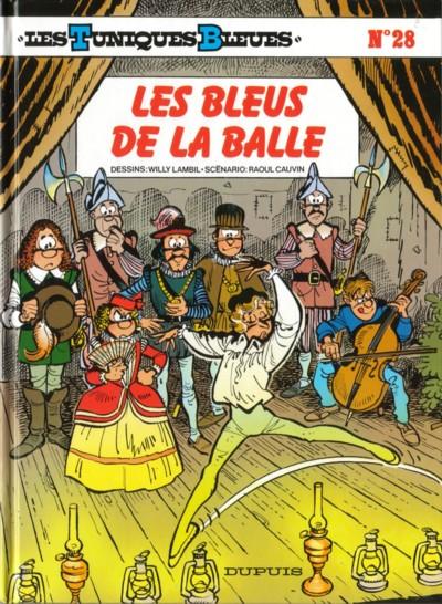 Les Tuniques Bleues tome 28