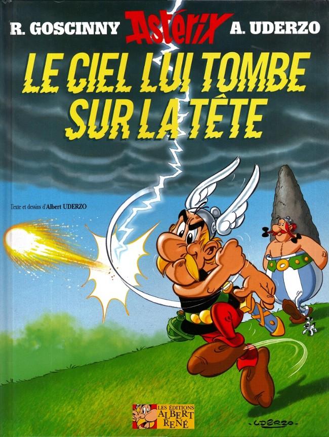 Asterix tome 33