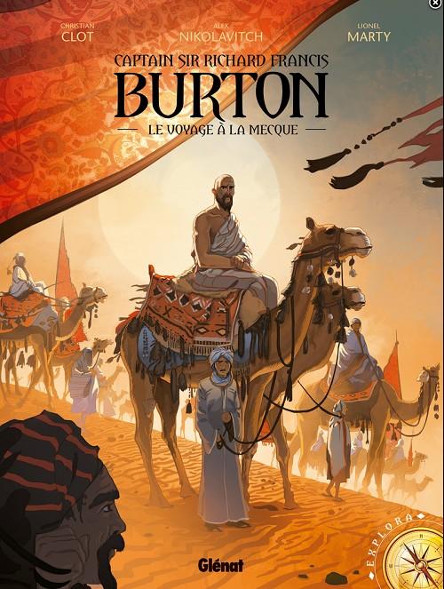 Burton- Le voyage à la Mecques