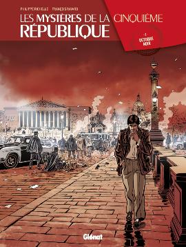 Les mystères de la Ve République tome 2