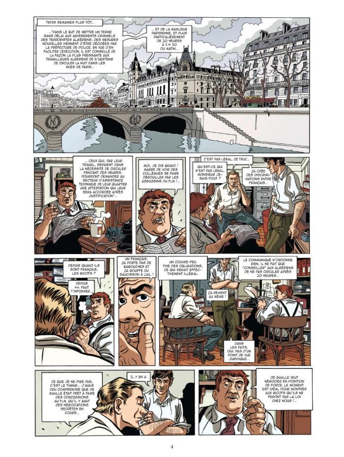 Les mystères de la Ve République tome 2_ planche