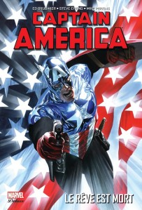 Marvel Deluxe Captain America tome 4