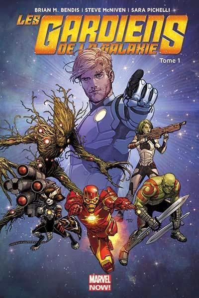 Marvel Now Les gardiens de la galaxie tome 1