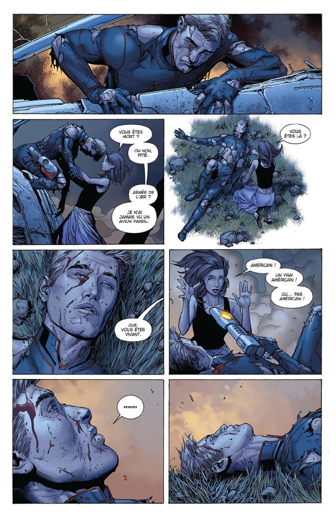 Marvel Now Les gardiens de la galaxie tome 1_ planche
