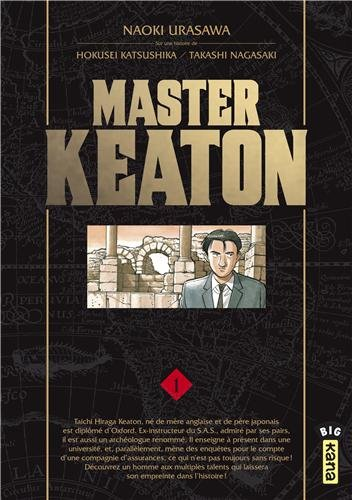 Master Keaton tome 1