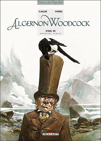 Algernon Woodcock tome 1