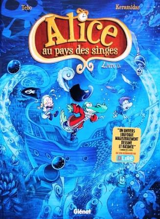 Alice-au-pays-des-singes-T.II