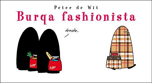 Burqa-fashionista