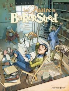 Les quatre de Baker Street tome 5