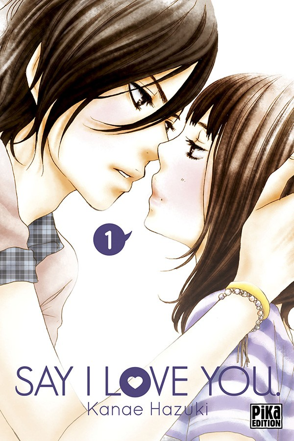 Say I love you tome 1