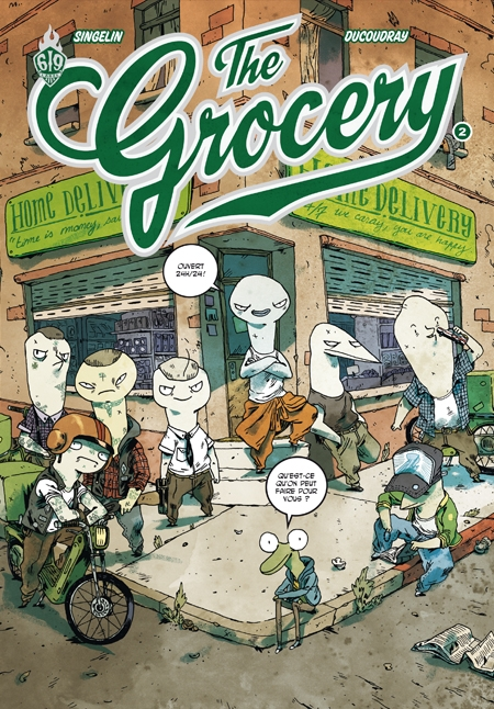 The Grocery tome 2
