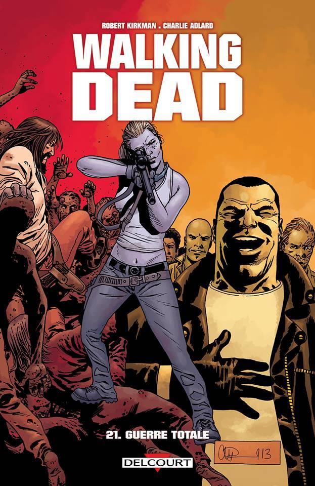 Walking Dead tome 21