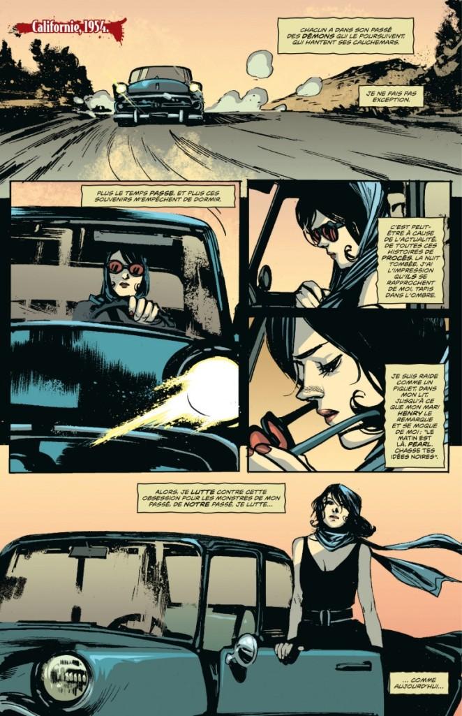 American Vampire tome 5_ planche