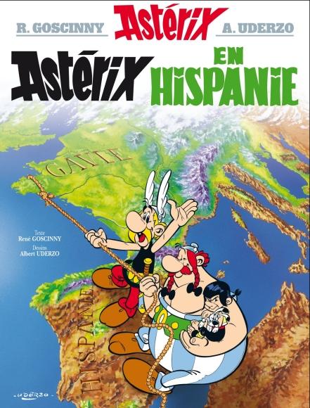 Asterix-en-Hispanie