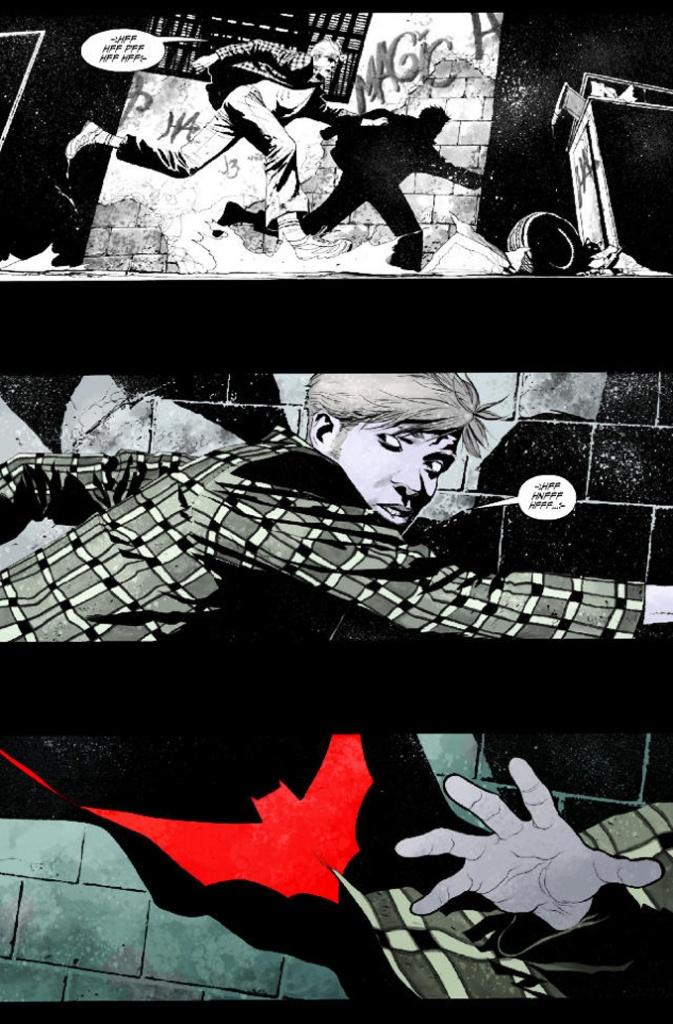 Batwoman tome 0_ planche