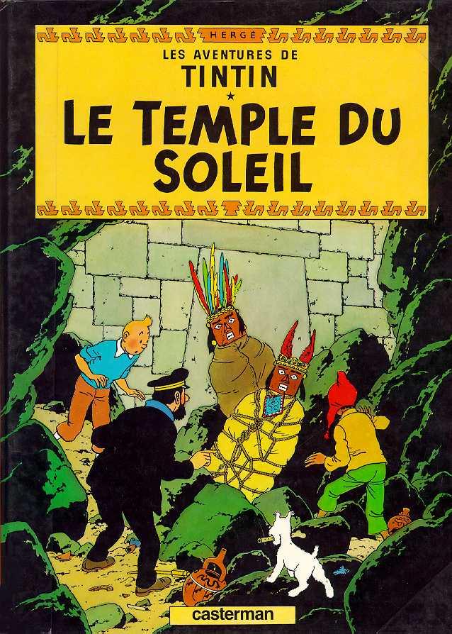 Tintin tome 14