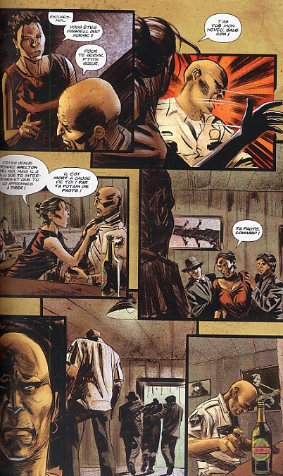 Scalped tome 4_ planche