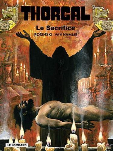 Thorgal-29-Le-Sacrifice