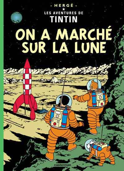 Tintin tome 17