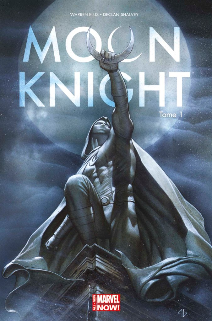 100% Marvel Moon Knight Revenu d'entre les morts
