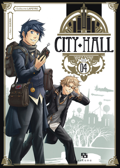 City Hall tome 4