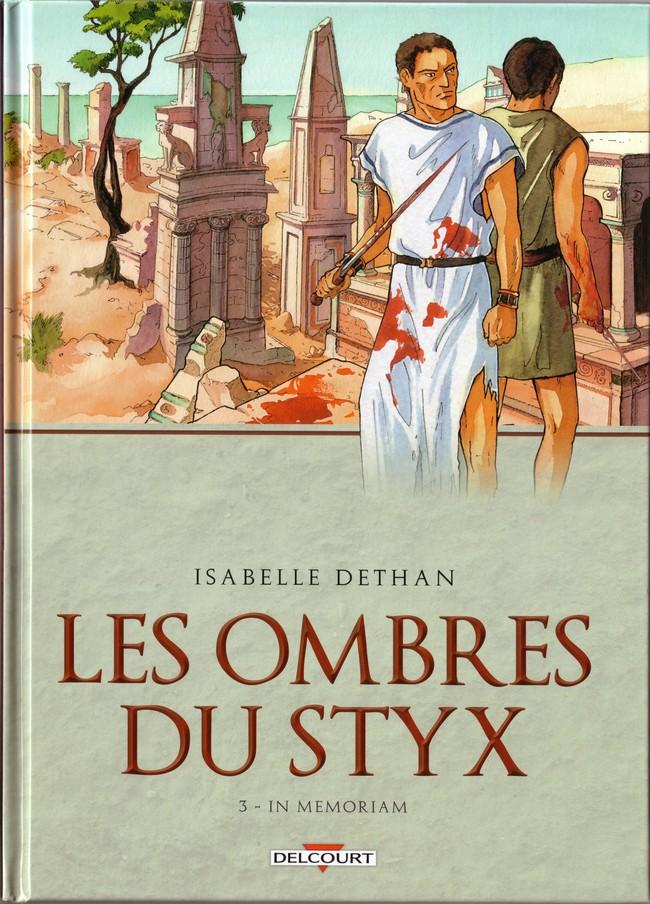 Les ombres du styx tome 3