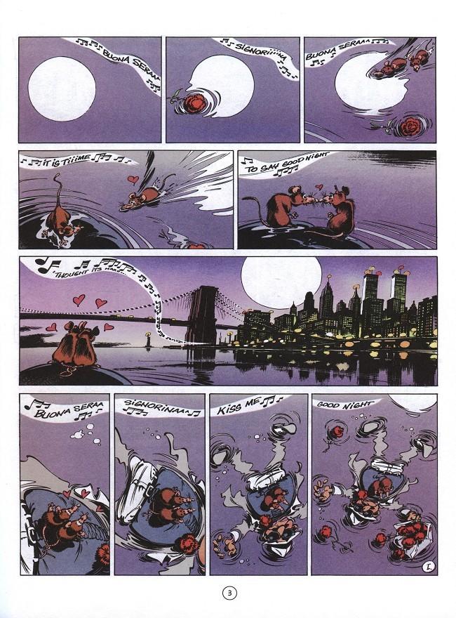 Spirou et Fantasio tome 45_ planche