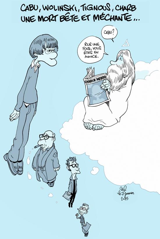 Zep Charlie Hebdo