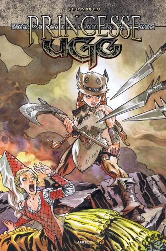 Princess Ugg tome 1