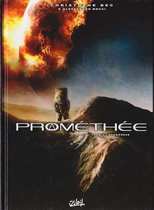 Prométhée tome 3