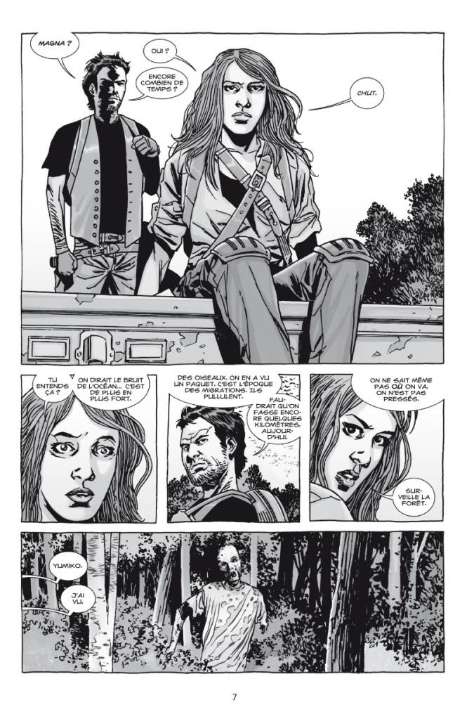 Walking Dead tome 22_ planche