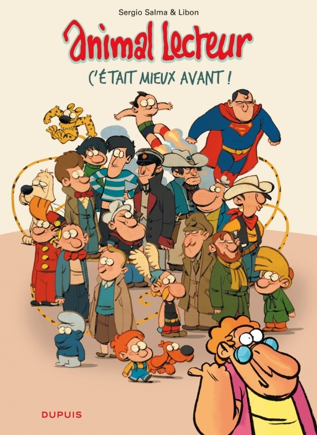Animal Lecteur tome 5